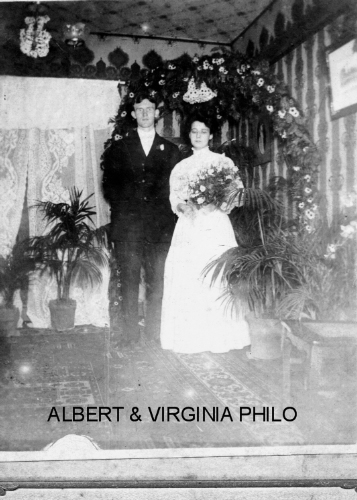 (Albert & Virginia Philo)