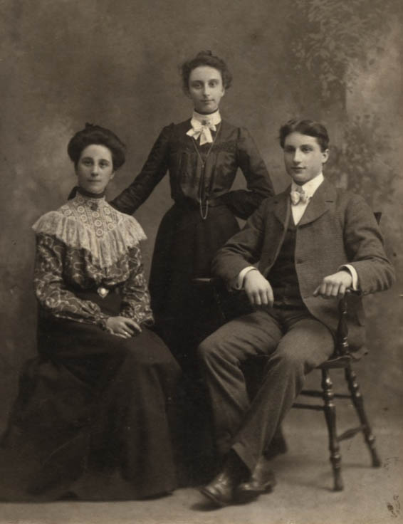 George and Sisters